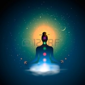 meditating-silhouette-sitting-in-lotus-position